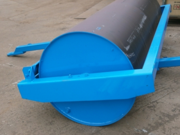 2.480 Mtr (8ft) 800 mm Dia Land Roller -  Field Roller -paddock - Menage - Arena - Land - Pitch Roller