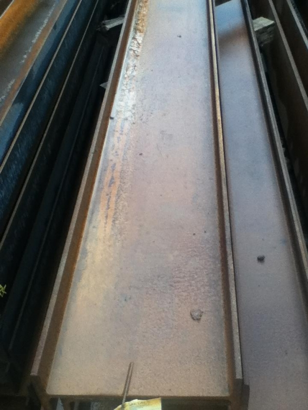 11 000mtr 254mm X 102mm X 25 Kg M Steel Beam Ub New