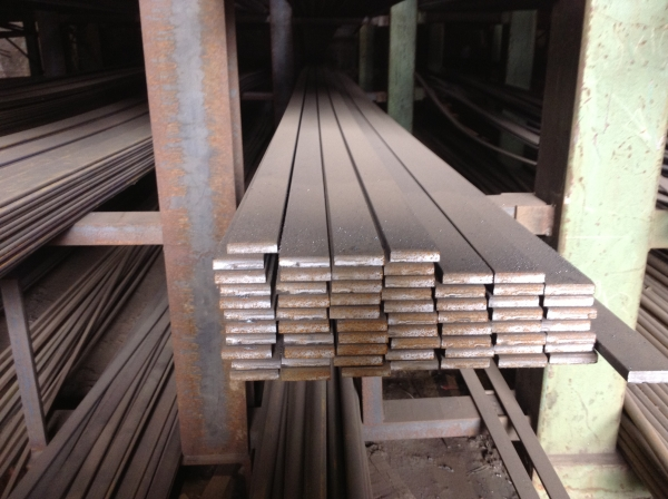 6.199 40mm x 6mm Mild Steel Metal Flat Bar