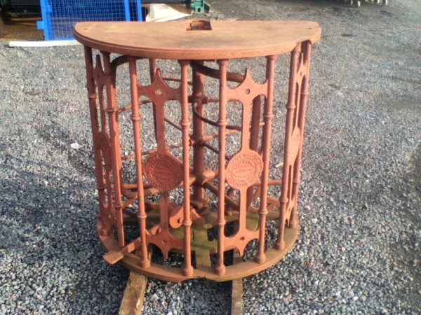 Used Cast w t Ellison & co Turnstile