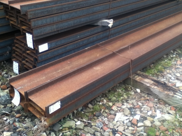 12 200mtr 305mm X 127mm X 42 Kg M Steel Beam Ub Unused