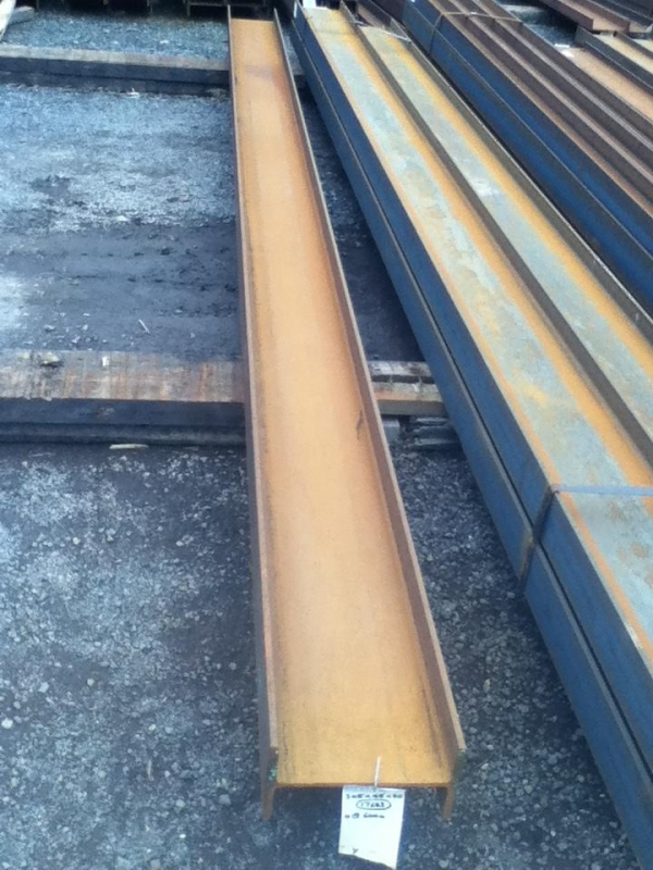 6 000 Mtrs 305 Mm X 165 Mm X 40 Kg M Steel Beam Ub New
