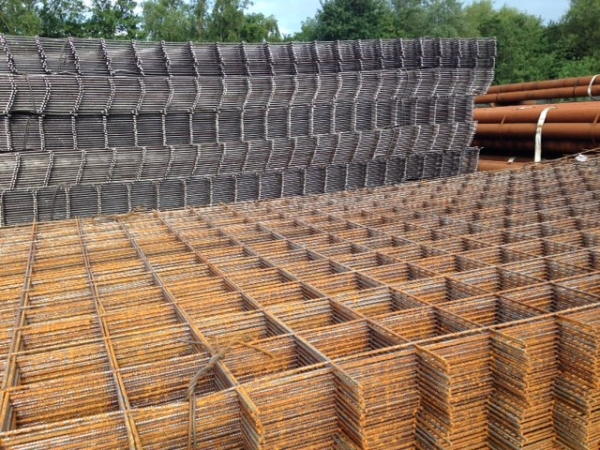 A142  Reinforcing Mesh  4.800 Mtr Long  2.400 Mtr Wide