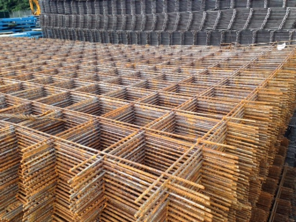 B STEEL REINFORCEMENT MESH M X M from SJS Building Supplies in Stoke-on-Trent. We stock sand, cement, brick and much more.