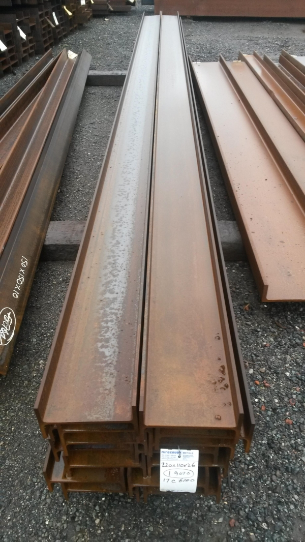 6 000 6 100mtr 220mm X 110mm X 26 2kg M New Ipe