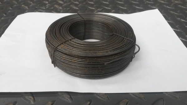 16g Black Annealed re Mesh Tie Wire 2kg Coil
