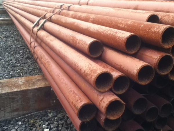 7.500 Mtrs 42.4mm Diameter  Steel Tube (3.2mm Thick) Drainage - Water Pipe