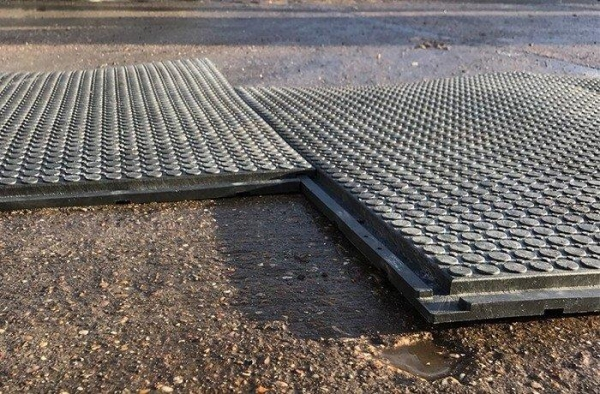 Temporary Floor Matting 1200mm x 800mm x 22mm New