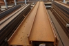6.100mtr 305mm x  127mm x 48.1 Kg/m   Steel Beam / ub  Unused Universal Steel Beam - ub - Rsj