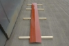 10 ft Terracotta  Polymer Coated Ridge Board