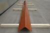 10 ft Terracotta  Polymer Coated Barge Board