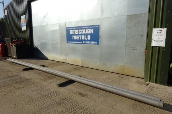 9.000 Mtr Used Galvanised Tubular Lamposts ( Lighting Post / Street Lamp )  Lampost - Security - Lighting Post