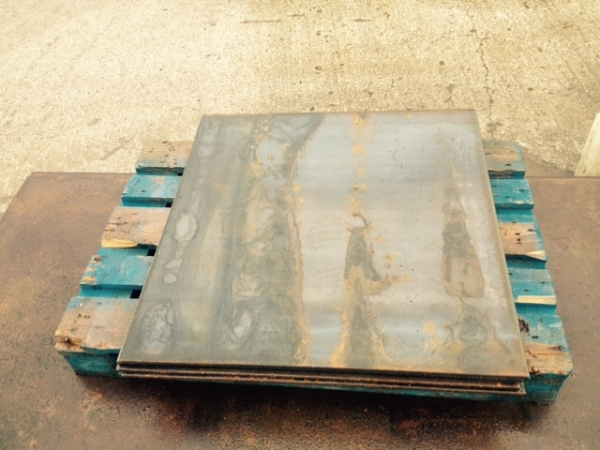 900mm Long x 900mm Wide x  12mm Thick  Manhole Cover Plate - Steel Cover Plate - Hole Cover  Plate
