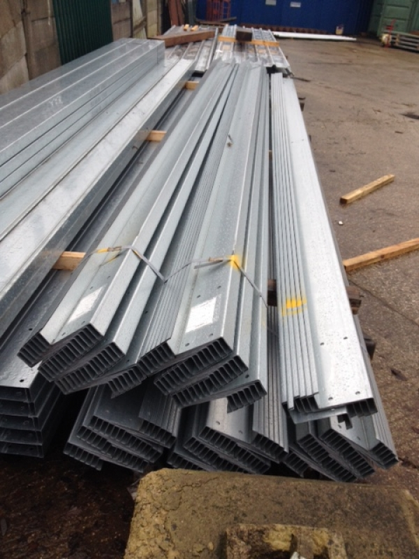 New z Purlins 171mm Deep - 6.090 Mtr Length