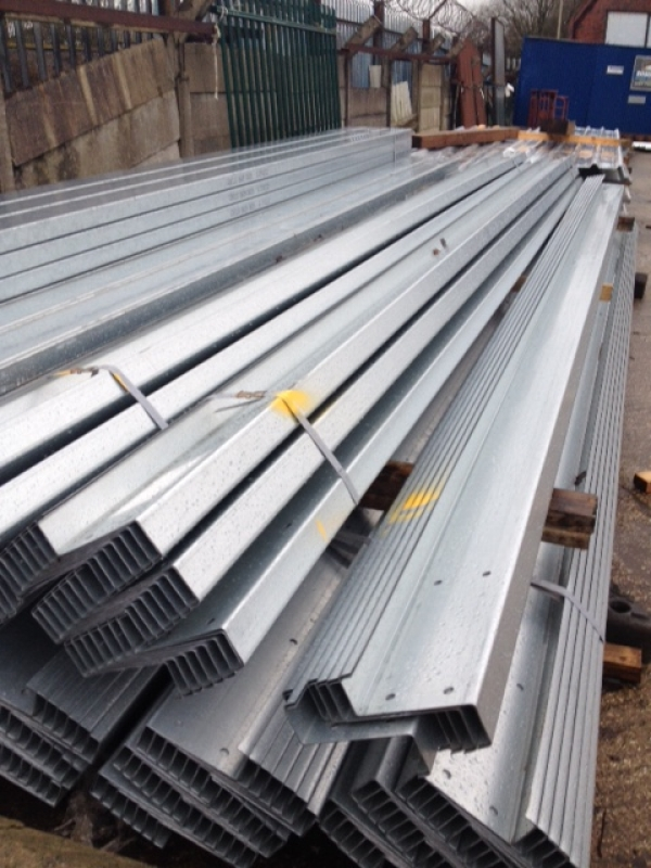New z Purlins 151mm Deep - 4.566 Mtr Length