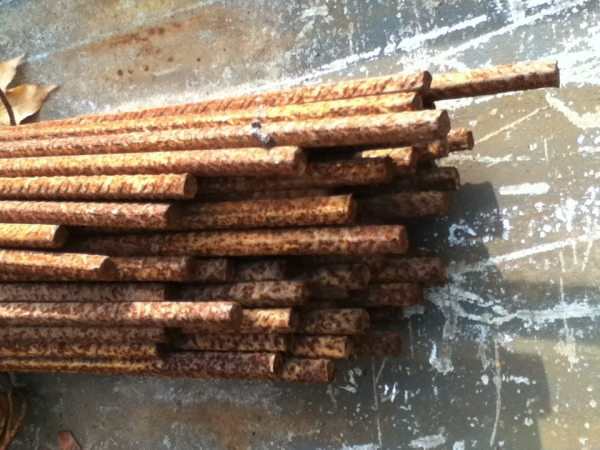 2 300 12mm Mild Steel Rebar Reinforcing Bar