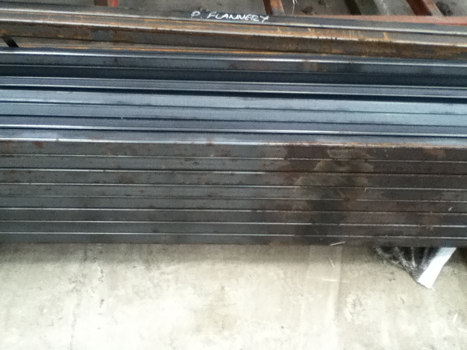 7 600mtr Of 40mm X 40mm X 2mm Steel Box Section 40 X 40